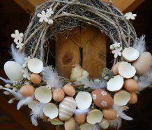 A rezervace pí Primusová - Jarní věnec