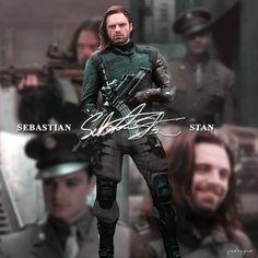 Bucky barnes//winter s❄ldier Marvel 3, Marvel Actors, Marvel Heroes, Marvel Movies, Marvel Cinematic Universe, Bucky Barnes, Sebastian Stan, The Dark Side, Winter Soldier Bucky