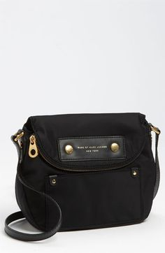 MARC BY MARC JACOBS 'Preppy Nylon Natasha - Mini' Crossbody Bag available at #Nordstrom