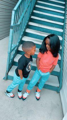 Cute Black Babies, Cute Boys, Cute Babies, Baby Kids, Black Kids Fashion, Baby Girl Fashion, Toddler Fashion, Women's Fashion, Cute Hairstyles For Kids