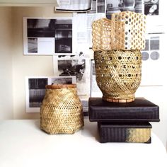 New concepts of traditional Thai crafts, pattern