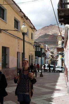 Cerro Rico · Potosí · Bolivia