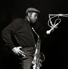 Charlie Rouse (1924 – 1988) #jazz