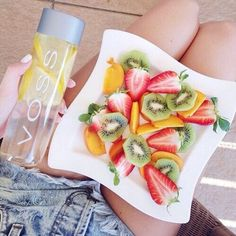 Imagem de fruit, healthy, and food