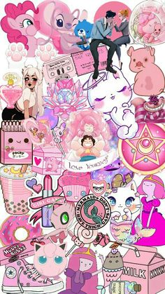 Papel de parede fofo😍 Unicornios Wallpaper, Cute Galaxy Wallpaper, Cute Pastel Wallpaper, Cute Wallpaper For Phone, Wallpaper Iphone Disney, Cute Disney Wallpaper, Kawaii Wallpaper, Cute Wallpaper Backgrounds, Tumblr Wallpaper