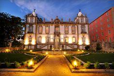 Palácio do Freixo, sfeervol overnachten in een pousada