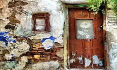Chios Old town scenery