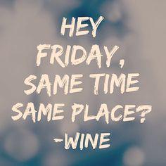 #Friyay #wine