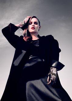 """Lurker"" Velvet Latin America Makeup by Tara Pagliara"
