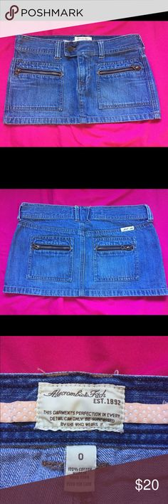 4ad4824949 Abercrombie and Fitch skirt size 0 Abercrombie and Fitch skirt size 0 In good  condition see