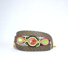 Bracelet looped three times around the wrist от AlexandrovJewelry