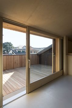 #architecture #timber #rooftop #renovation #extension #archdaily #archilovers #architizer #larch #timber #stack #terrace #plywood #interior #walls #instamood #refurbishment #milan #piuerre