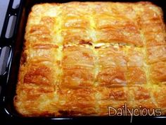Greek Recipes, Desert Recipes, Filo Recipe, Food Network Recipes, Cooking Recipes, The Kitchen Food Network, Greek Cooking, Food Inspiration, Food To Make