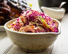 Recipe: Pickleback slaw || Photo: Andrew Scrivani for The New York Times