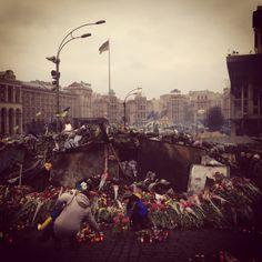 Euromaidan Kyiv Ukraine Slava Ukraina!