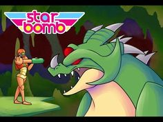 Starbomb - Regretroid - Animated Music Video - YouTube check it out even though it is similar, but has better graphics.