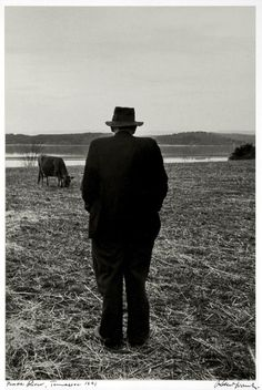 Platte River, Tennessee, 1961, by Robert Frank