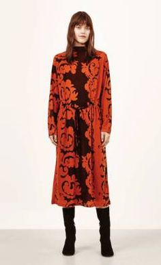 Cateline dress - Marimekko Fall/Winter 2016