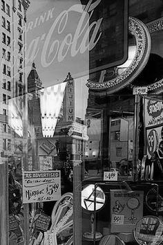 Window display, New York