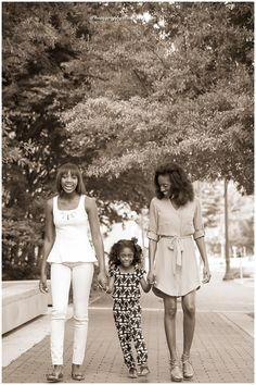 Katina Bone,  Kaylin and Karrington | Family Portrait Session