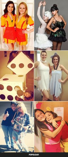 No Boys Allowed: 30 Duo Halloween Costumes to Rock With Your BFF