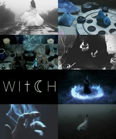 Collage ~ Witches