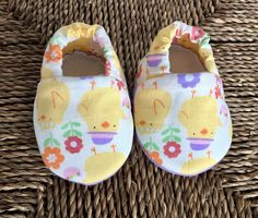 A personal favorite from my Etsy shop https://www.etsy.com/listing/524183049/easter-baby-shoes-baby-gift-baby-girl