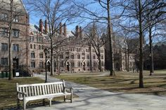 I used to love walking around here.  Yale is a beautiful campus centrally located in the middle of some not so great parts of New Haven.