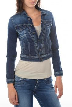 Pepe Jeans Jacket Mikas_170003323 Blue