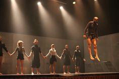 """""""Vertigo 20"""" new work by the vertigo dance company"""