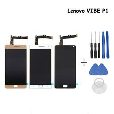 For Lenovo VIBE P1 LCD Display and Touch Screen Original Assembly Repair Parts Mobile Accessories+Tools For Lenovo VIBE P1  — 1669.94 руб. —