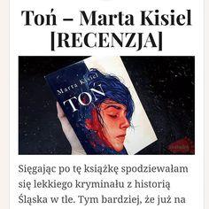 Na blogu czeka moja recenzja najnowszej ksiażki @martakisiel.pl dla @wydawnictwo_uroboros  Dajcie mi dużo  to może będę mieć tę przyjemność częściej  #tonchybapotrafisz #książki #ksiazki #ksiazka #książka #book #books #bookoholic #bookstagram #bookaholic #czytambolubie #martakisiel #wydawnictwouroboros #uroboros #poznań #polska #kakaludek