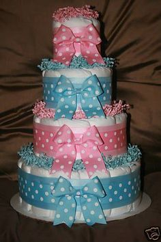 Great Aunt Nappy Cake