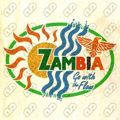 Unofficial Zambia Tourism rebrand by Andrew Jackson, via Behance Travel Taglines, Facebook Competition, Andrew Jackson, Travel And Tourism, Brand Identity, Travelling, Behance, Logos, Country