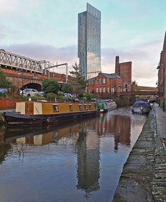 The end, or the beginning, of the Rochdale Canal