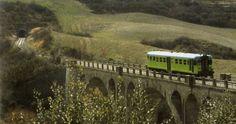 Tra storia, arte, natura e sapori tipici con gli itinerari del Treno Natura.  Nelle Terre di Siena a bordo di littorine d'epoca.