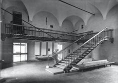 Riordino dei Musei del Castello Sforzesco, 1956-1963 (piazza Castello, Milano)