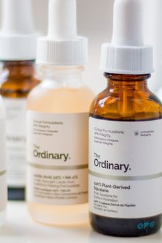 The Best (and Worst) Skincare Products from The Ordinary [UPDATED] Die besten (und schlechtesten) Hautpflegeprodukte von The Ordinary Natural Hair Mask, Natural Hair Styles, Natural Beauty, Natural Skin, Natural Makeup, Skin Care Routine For Teens, Glow Skin, Dry Skin, Beauty Hacks For Teens
