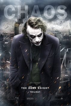 the dark knight trilogy | The Dark Knight Trilogy - The Joker by altobello02 on deviantART