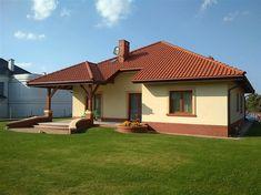 Projekt domu Ramzes 112,2 m2 - koszt budowy 241 tys. zł - EXTRADOM 20 M2, House Plans, Pergola, Outdoor Structures, Outdoor Decor, Gallery, Home Decor, Decoration Home, Roof Rack