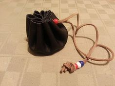 Children At Play: Make Your Own Native American Indian Medicine Bag--- Indian Lore Merit Badge Project