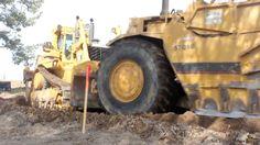 CAT D10N w/C27 pushing 657E 's