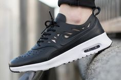 UPDATE:The Air Max Thea Joli pack is beginning to arrive at European retailers, including our friends at Titolo who provided the new on-foot shots.Our sources at Hype said these flew off shelves on the release…