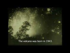 Volcán Paricutín nació en 1943. Antes de el volcán nacío, había un campo llena de cultivos, pero cuando el volcán entró en erupción, la gente perdió todo su tierra porque de la ceniza. El volcán entró en erupción durante 10 días. Hoy la gente no sabe cuando el volcán puedo entra en erupción otra vez.