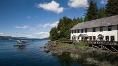 Waterfall Resort, popular Alaska fishing resort, offering special rates for 2015