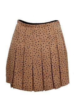 Sea NY  Star Pleated Skirt - Lyst