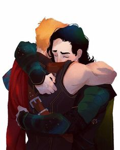 The last farewell (if only it was included in Infinity War, I would burst into tears so hard)