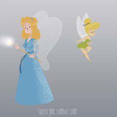 ilustracoesdisney-supergna-princesas-fadaazul-sininho