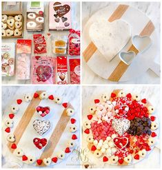 Valentine's Day Charcuterie Boards DIY with all the steps in pictures!    #valentines #valentinesday #charcuterieboard #valentinescharcuterieboard #crudite #valentine #galentines #galentine #galentinesday #partyfood #party #partyhosting #hostingathome #hostingathomefortheholidays #holidayfood #hearts #valentinesdayparty #schoolvalentinesparty #whitekitchen