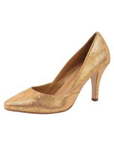 03a6706b767c Patrice — Pink Mascara Mid Heel Shoes